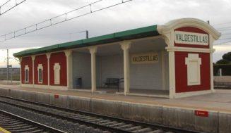 Valdestillas reclama la importancia del ferrocarril para el municipio
