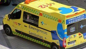 Herida una mujer de 56 años tras ser agredida por su pareja en Valladolid