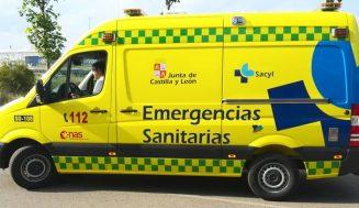 Tres personas fallecidas al ser atropelladas por un camión en Tordesillas