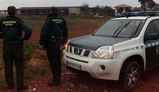 Dos detenidos por robos con fuerza en una explotación agrícolas-ganaderas de Mojados