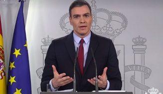 El Gobierno recurre el Acuerdo de la Junta de Castilla y León sobre el toque de queda