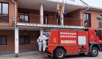 El coronavirus llega también a La Pedraja de Portillo