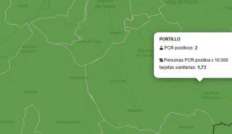 Rebrotan los positivos por COVID 19 en las áreas de salud de Tudela y Portillo