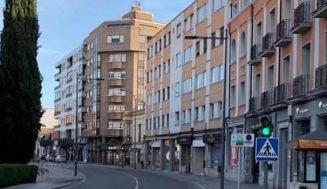 En menos de un mes las calles de Medina del Campo estarán limitadas a 30  kilómetros hora