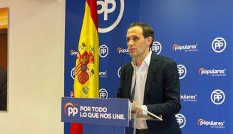 Alcaldes y concejales del PP de Valladolid ponen en marcha la campaña en defensa de la unidad nacional y de las instituciones