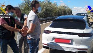 Desarticulada una organización delictiva, con ramificaciones en Valladolid, dedicada estafar a compañías de seguros