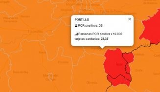 Repuntan los contagios en el Área de Salud de Portillo