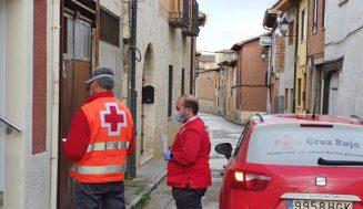 Unas 3.400 personas mayores han sido atendidas por el Plan Cruz Roja RESPONDE frente a la COVID-19  en Valladolid