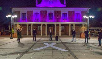 Viana de Cega celebra por segundo año la Red de Hombres contra la Violencia machista