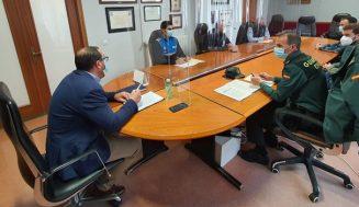 Tordesillas celebra una reunión de coordinación de emergencias con el foco puesto en las nuevas restricciones