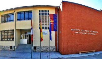 La Junta pone en cuarentena un aula en el IES Santo Tomás de Aquino, de Íscar