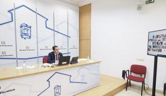 El Pleno de la Diputación de Valladolid aprueba el Presupuesto consolidado para 2021 que supera los 118,10 millones de euros