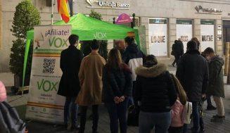 La Diputación de Valladolid aprueba 5 enmiendas al presupuesto del año 2021 presentadas por VOX