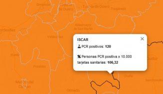 Siguen subiendo los contagios en todas las zonas básicas de salud de Tierra de Pinares
