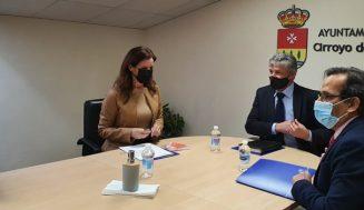 La Junta destina 616.000 euros a los planes de empleo del Ayuntamiento de Arroyo de la Encomienda