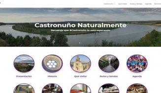 Castronuño renueva su web municipal y abre un apartado específico para Turismo