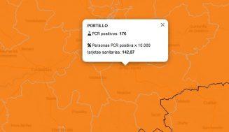 La Zona Básica de Salud de Portillo se dispara hasta los 176 PCR positivos en los últimos 7 días