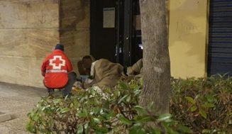 Cruz Roja en Valladolid refuerza su operativo de emergencia ante el frío
