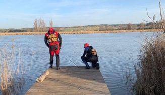Rescatan a un varón de 39 años que se encontraba en el río Duero en Castronuño