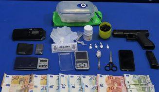 Detenida en Valladolid una pareja como presuntos autores de un delito de tráfico de sustancias estupefacientes