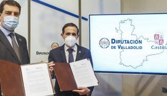 La Junta aporta 12,3 millones de fondos extraordinarios para la provincia de Valladolid vinculados al pacto para la Recuperación