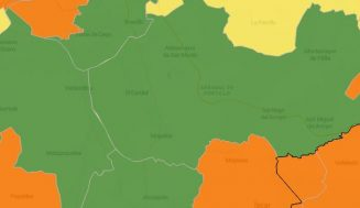Tierra de Pinares se resiste al pleno en verde