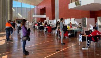La Diputación de Valladolid destina 700.000 euros para la financiación de las nuevas ayudas al transporte hasta los centros de vacunación Covid-19