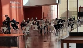 La Junta vacunará en Valladolid del 19 al 22 de abril a los nacidos de 1944 a 1946 y el 22 en Medina del Campo a los nacidos de 1946 a 1949