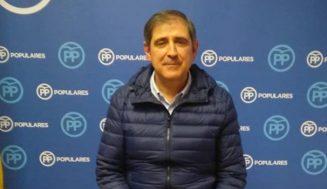 """José Andrés Sanz, candidato a la alcaldía de Íscar: """"Los objetivos del nuevo gobierno pasan por desarrollar proyectos que están paralizados"""""""