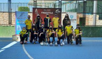 Rolling Lemons logra los títulos ligueros de la Segunda División Nacional