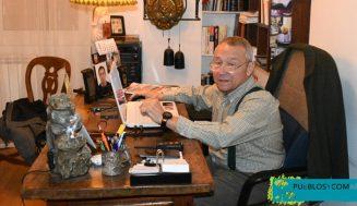 Fernado García de la Cuesta presenta en Boecillo 'Los encuentros  de Wellington'
