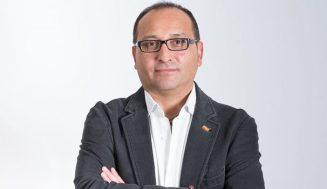 Paco de la Rosa nuevo coordinador provincial de IU Valladolid