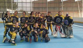 Segunda plaza del Grupo D para Lobas- Granja Pinilla en la Liga Oro Nacional Femenina