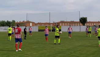 El C.D. La Pedraja empata en Valdestillas y pierde el liderato del Grupo 2 de la Liga Volvemos Aficionado