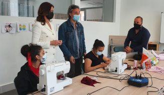 """La Consejería de Empleo e Industria apoya los programas de integración laboral y social de """"Pajarillos Educa"""""""