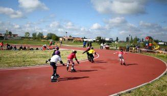 Concluye en Aldeamayor un anómalo y esperanzador Campeonato Escolar de Patinaje de Velocidad