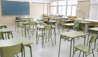 Cinco aulas han iniciado cuarentena a lo largo de los últimos siete días en Castilla y León