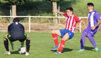 El C.D. La Pedraja consolida su liderato en la Liga Volvemos Aficionado
