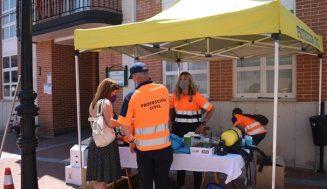Protección Civil de Aldemayor emprende una campaña de captación de nuevos voluntarios