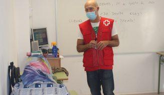 Cruz Roja atendió en 2020 a 290 personas refugiadas en la provincia de Valladolid