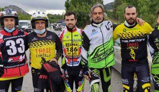 El C.D. Portillo de Trial sigue sumando podios en todos los rincones de España
