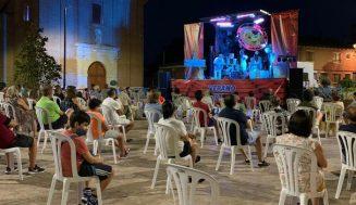 La Seca Cultural es la apuesta veraniega del ayuntamiento de La Seca como alternativa a las Fiestas de los Novillos