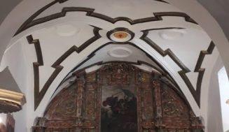Reabre sus puertas la iglesia de Megeces tras el repintado del interior del templo