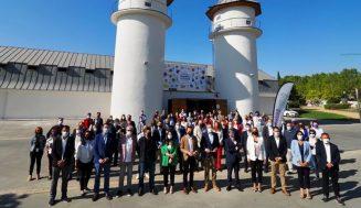 Inaugurada la I Feria de Alimentos de Valladolid, con la participación de casi 40 empresas agroalimentarias de la provincia