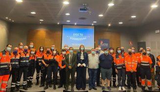 La Junta pone en marcha la campaña 'Efecto Boomerang' destinada a la captación de nuevos voluntarios de Protección Civil