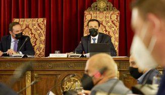 La Diputación solicita recuperar la financiación del Estado y de la Comunidad Autónoma para los Planes Provinciales de Cooperación